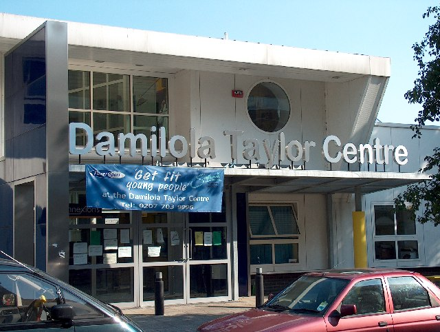 Damilola Taylor Centre, East Surrey Grove, Camberwell.