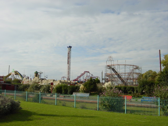 Pleasureland and Miniature railway