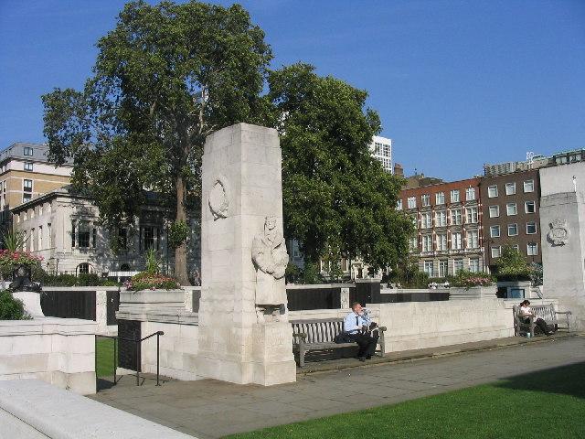 Merchant Navy Memorial, City of London