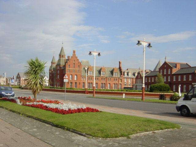 Former Southport Promenade Hospital