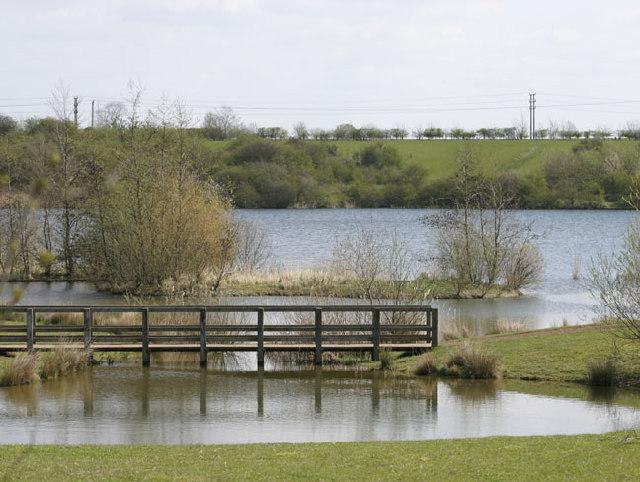 Crown Lakes Country Park, Farcet, Cambridgeshire