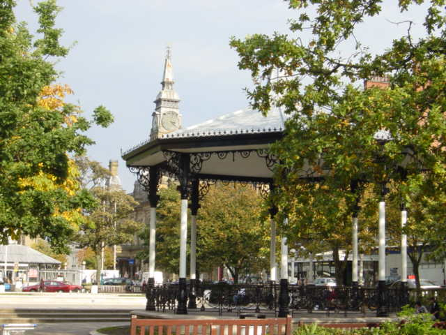 Bandstand, Lord Street, Southport