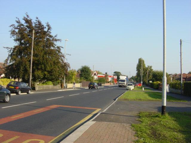 Higher Road Halewood