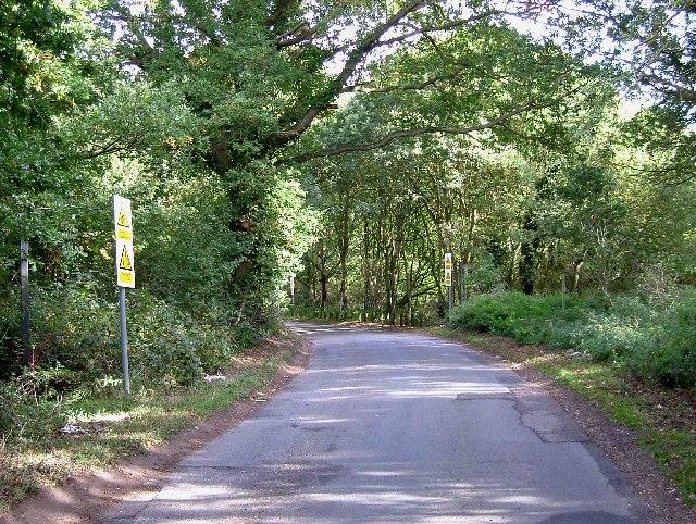 Weir Lane