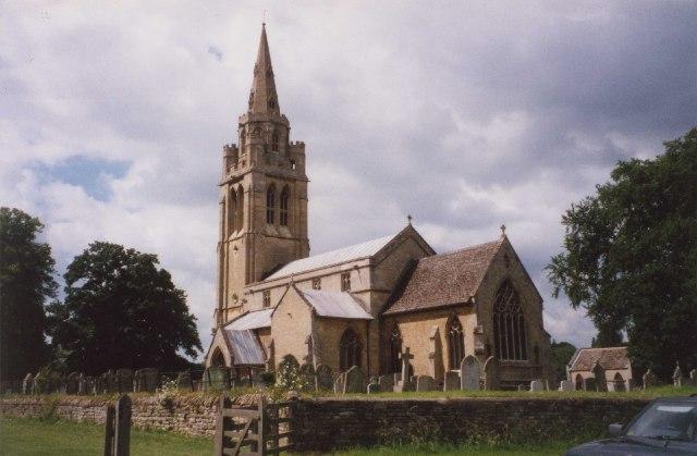 Exton Church