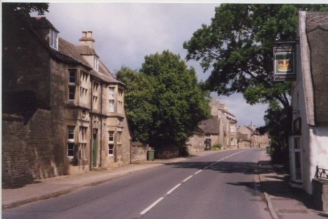 The Great North Road, Great Casterton