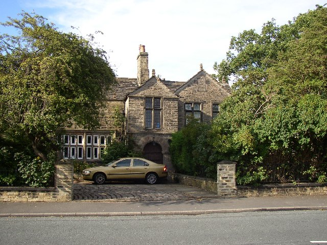 Smith House, Lightcliffe, Hipperholme