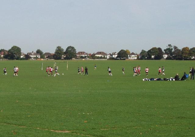 Park Football in Gunnersbury