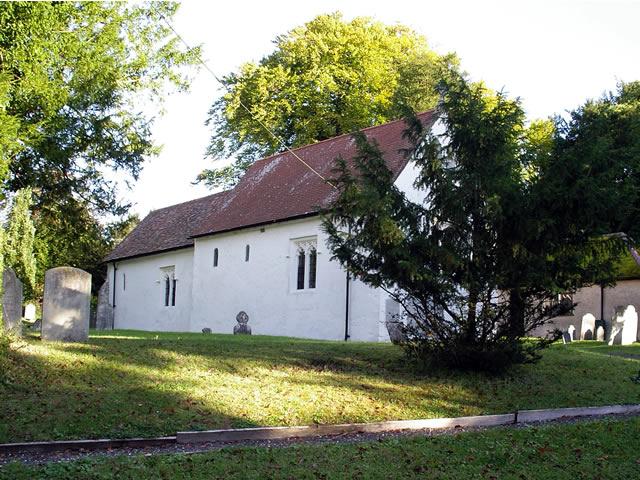 St Mary's church, Ashley
