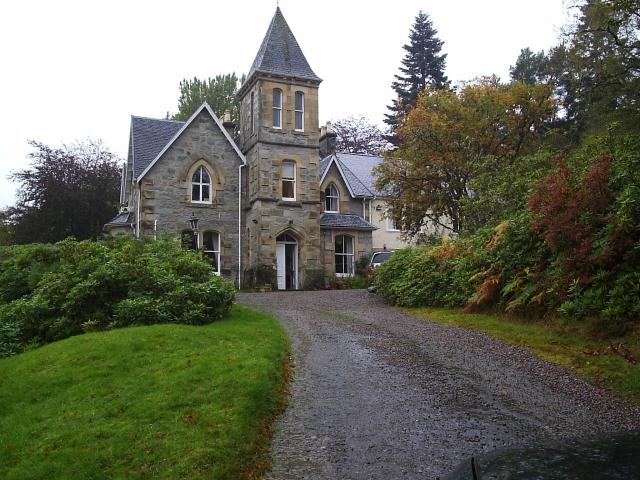 Glenrossal House