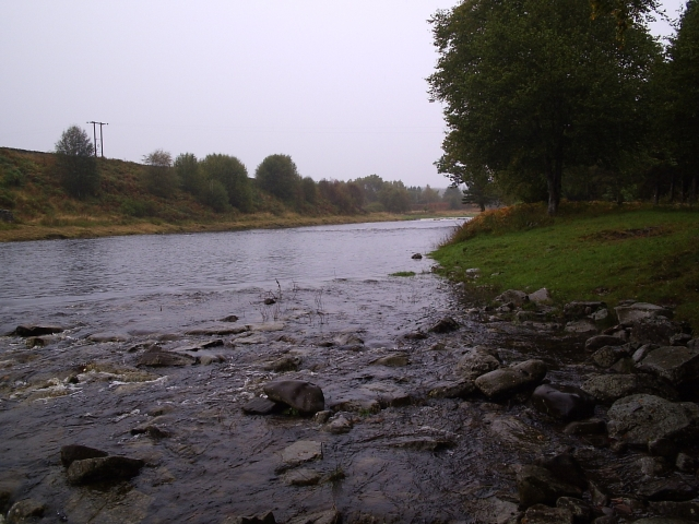 The River Cassley