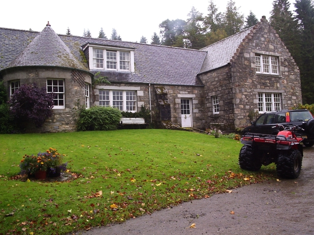 Rosehall House come Lodge