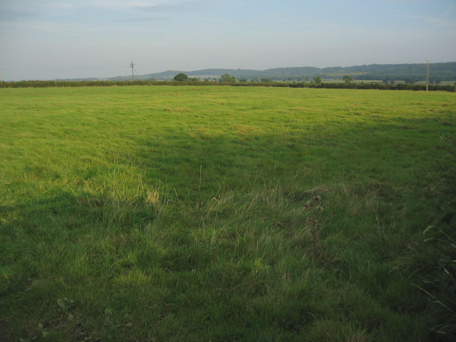 Vale farmland, near Plungar, Leicestershire