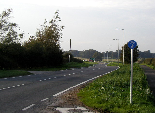 New Road Scheme on the B1248