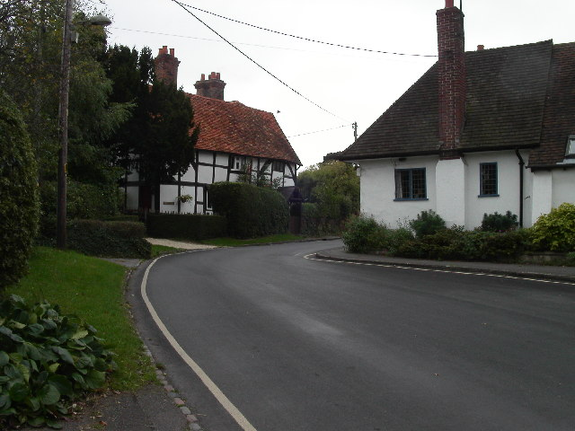 Old Didcot - Manor Road