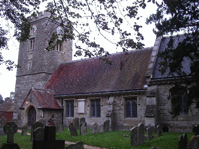 St Blaise church, Milton