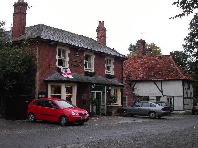Admiral Benbow pub, Milton