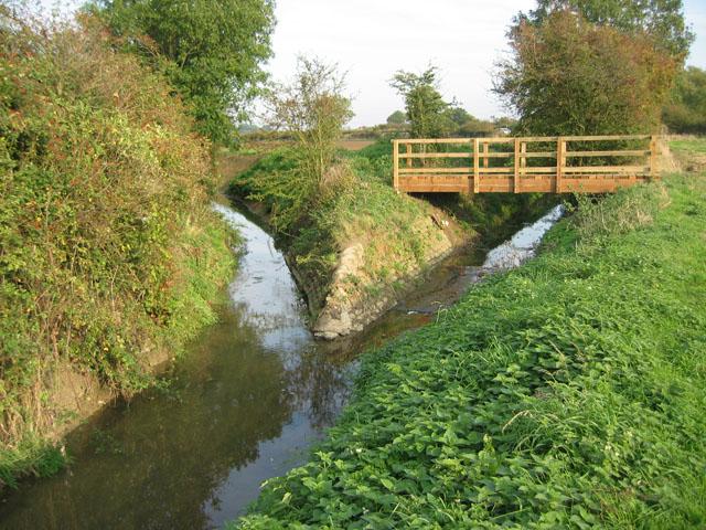 New Footbridge, near Granby, Nottinghamshire