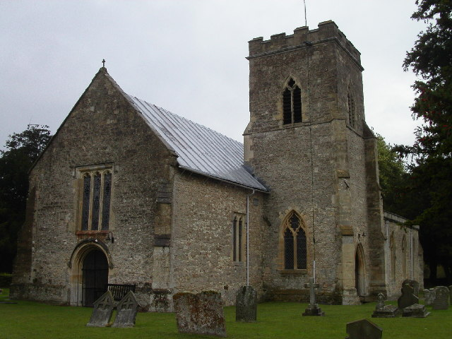 St Michael and All Angels church, Steventon