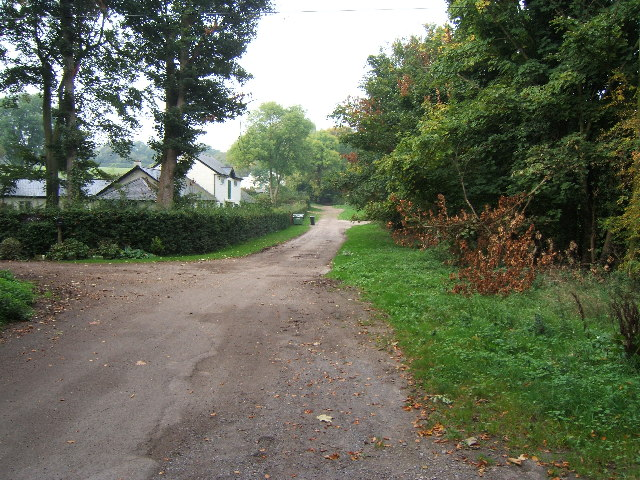 Bridleway at 30 Acre Barn