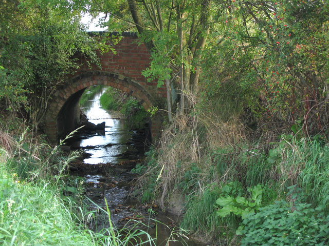 Byway Bridge across the Rundle Beck