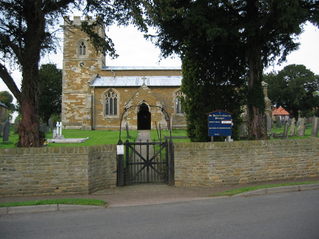 St Helen's Church, Plungar, Leicestershire