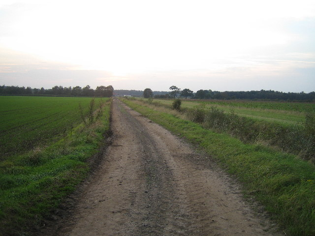 Footpath to Fen Farm
