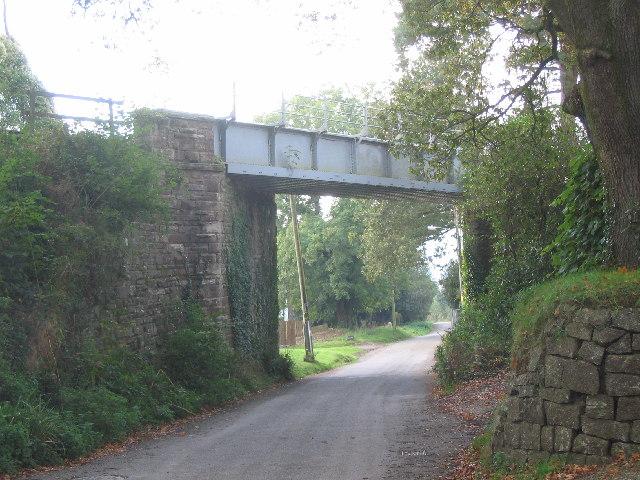 Halgavor Road, Bodmin