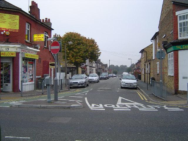 Watford: Holywell Road
