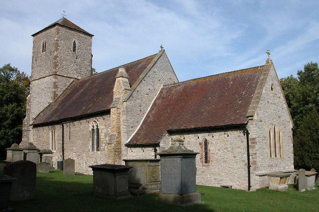 Tibberton, Holy Trinity Church