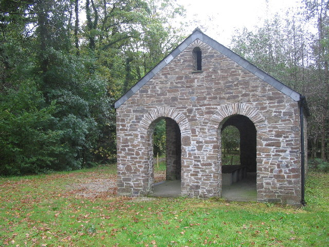 Picnic Barn at Trago Mills