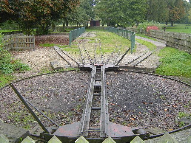 Watford Miniature Railway, Cassiobury Park, Watford