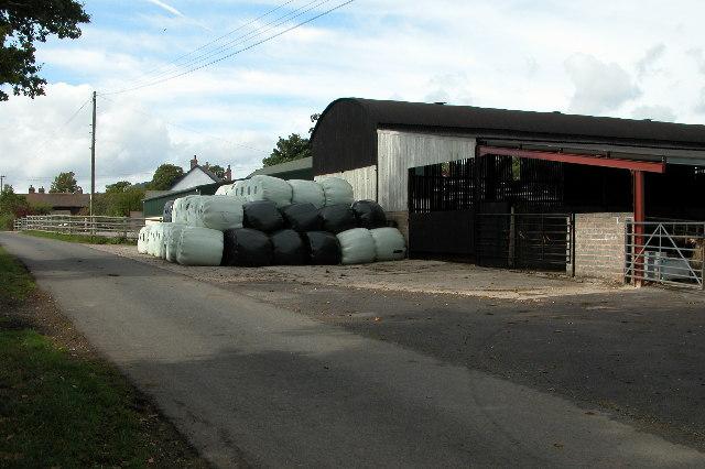 Farm at Solomon's Tump, Huntley