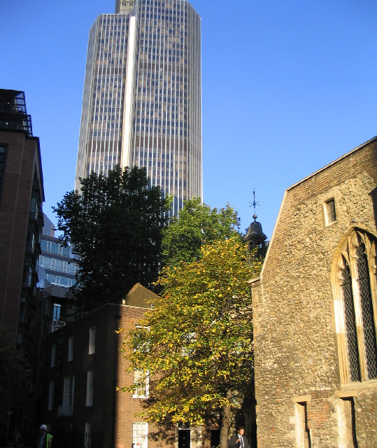 St. Helens, Bishopgate, City of London