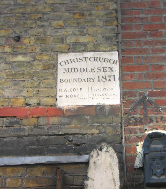 Boundary Stone - City of London
