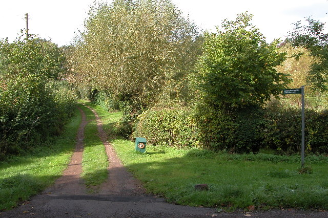 The Gloucestershire Way at Ganders Green