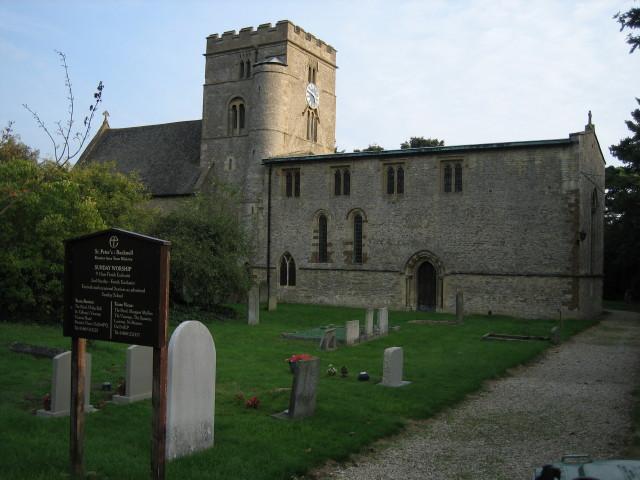 St Peter's Church, Bucknell