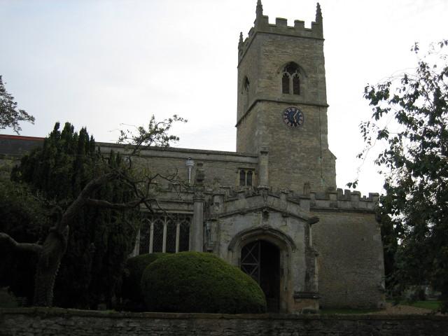 SS Mary & Edburga Church, Stratton Audley