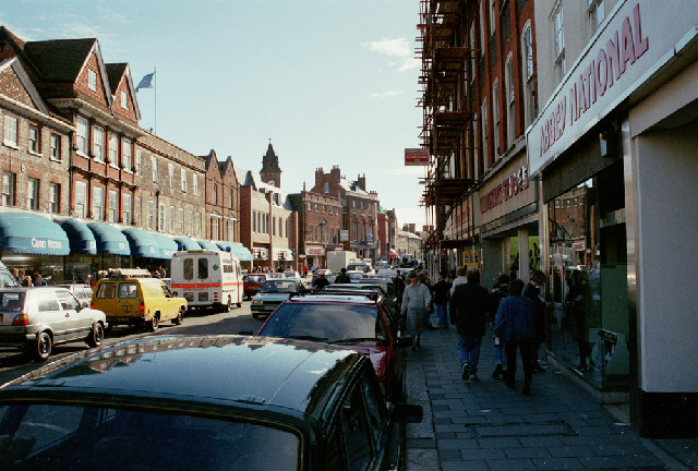 Bridge Street,Newbury,  1989