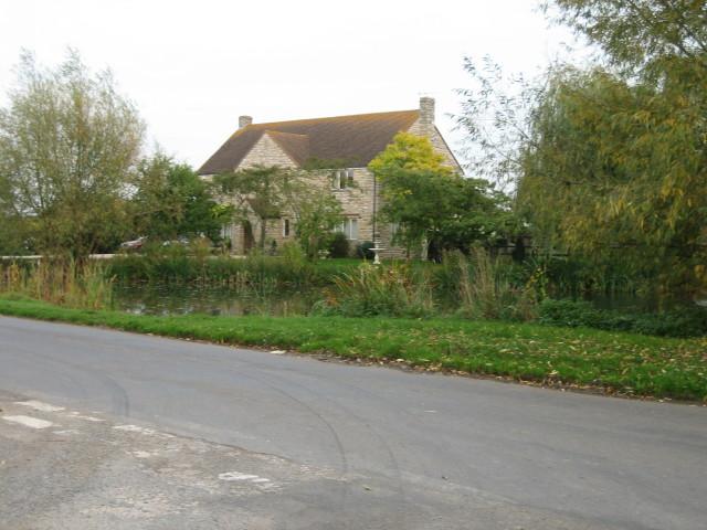 Pond in Launton