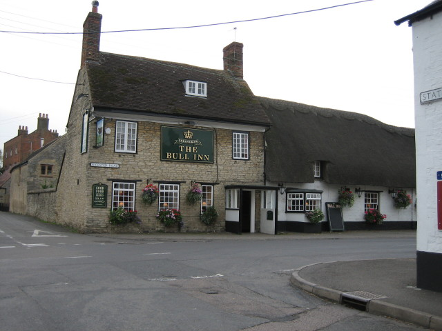 The Bull Inn, Launton