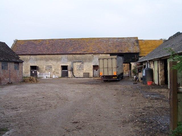 Grange Farm, Woolstone