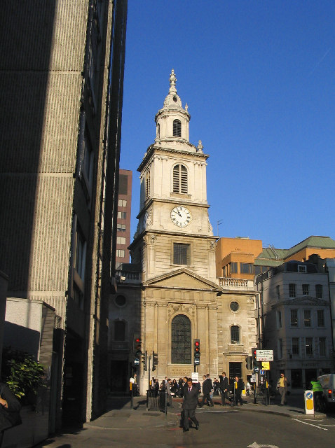 St. Botolph's Church, Bishopsgate, City of London