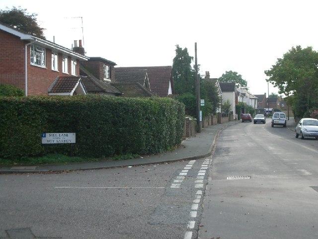 Church Road, Byfleet