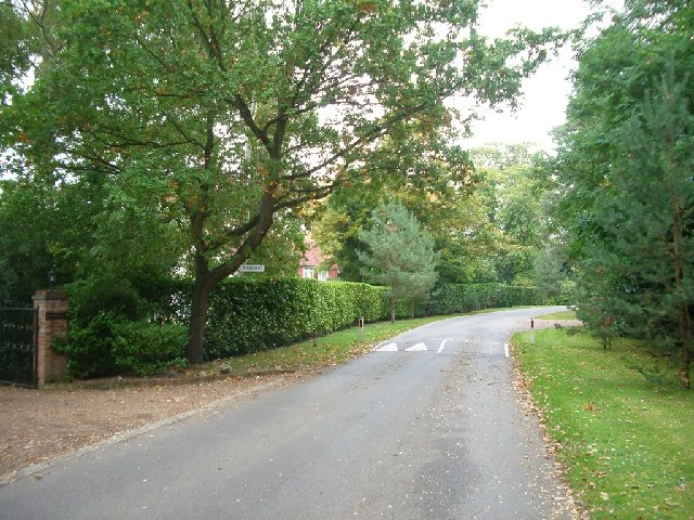 East Road, St George's Hill, Weybridge