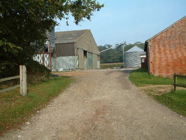 Beckley Farm, near New Milton, Hampshire