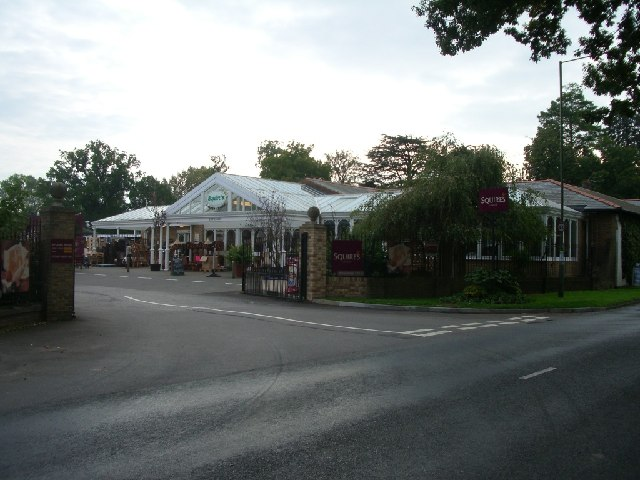 Squires Garden Centre, Burwood Road