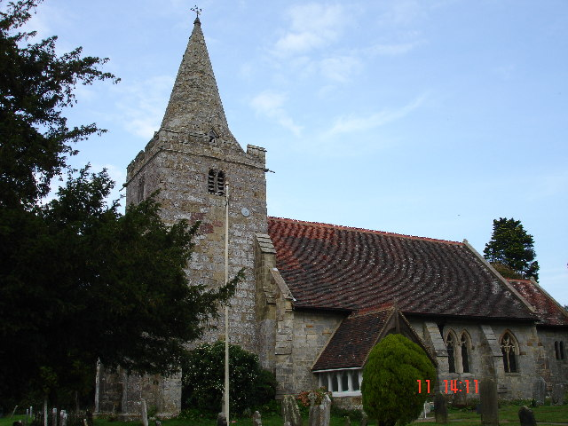 Dallington Church