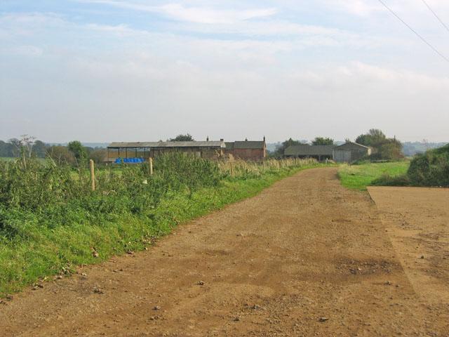 High Leys Farm, near Belvoir, Leicestershire