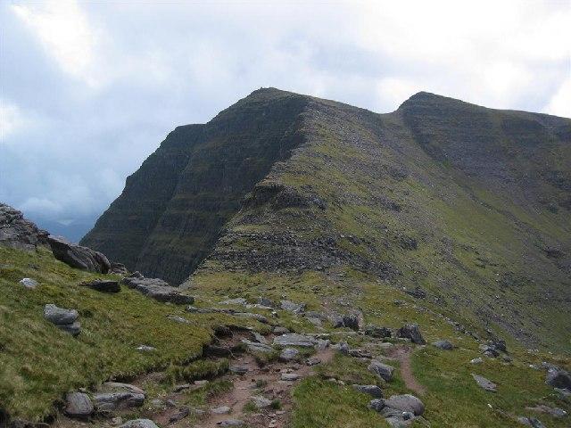 Beinn Alligin Ridge